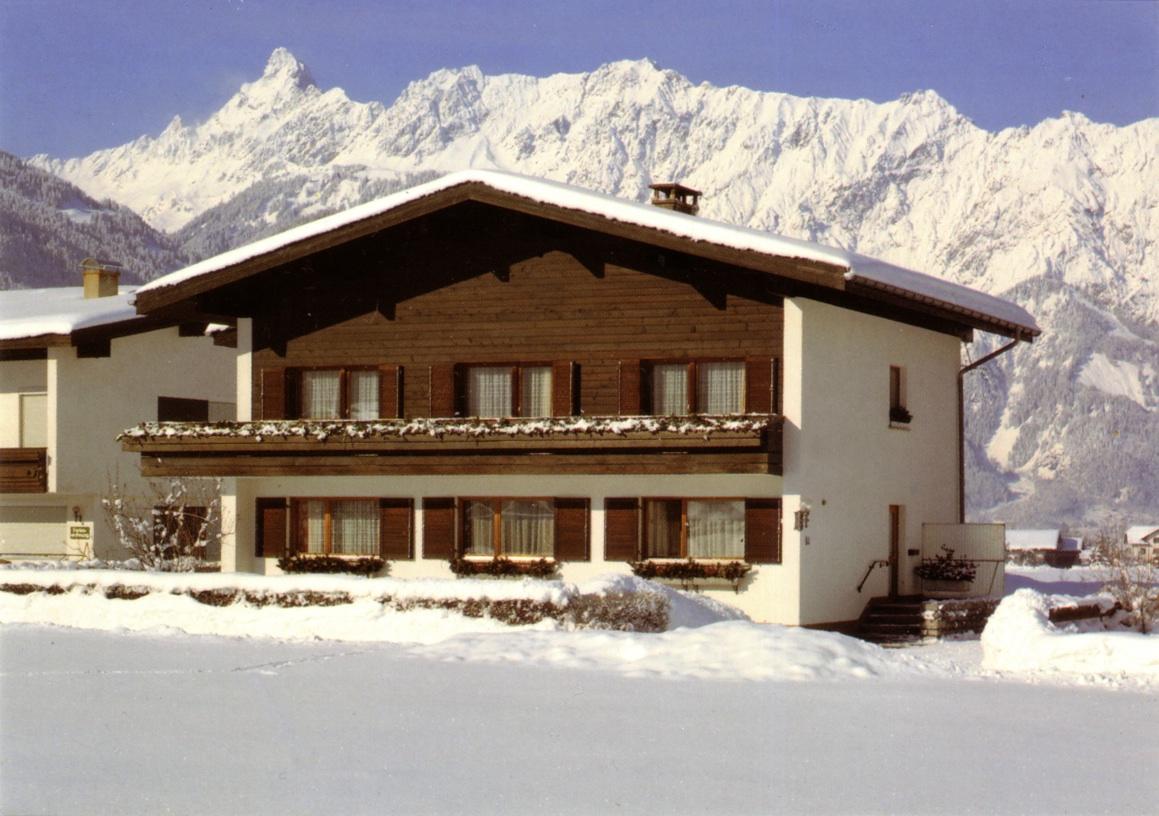 Chalet Oostenrijk in Montafon in de winter