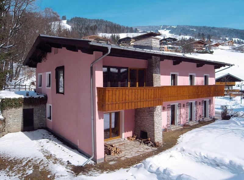 Grote Vakantiewoning Voor 25 Personen In Saalbach Oostenrijk